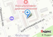 Компания «Строящийся жилой дом по ул. Красногвардейская» на карте