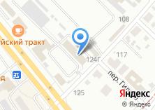Компания «Москвич 2141» на карте