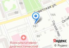 Компания «СтройГазКом» на карте