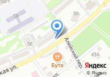 Компания «Автозапчасти на Советской» на карте