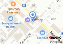 Компания «Золотая гора» на карте