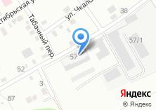 Компания «Швейно-галантерейный комбинат» на карте