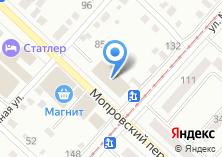 Компания «Скрепка» на карте