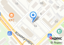 Компания «Принт-центр Джет» на карте