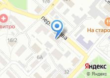 Компания «Cafeteria» на карте