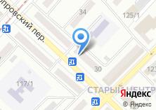 Компания «Энтазис» на карте
