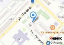 Компания «АлтайСоцСтрой» на карте