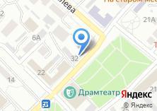 Компания «Гринсад» на карте