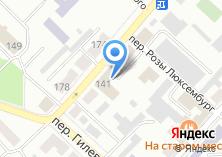 Компания «Алтайэнергосбыт» на карте