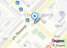 Компания «Альфа» на карте