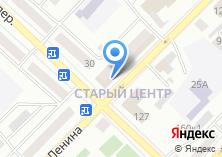 Компания «Сеть кондитерских магазинов» на карте