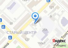 Компания «Профтех» на карте