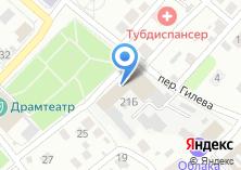 Компания «ЖЕСТЬ» на карте