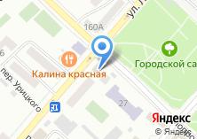Компания «Межа» на карте
