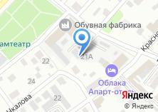 Компания «Комплект Окна» на карте
