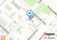 Компания «Изолятор временного содержания» на карте