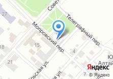 Компания «ВОДСАНТЕХМАСТЕР.» на карте
