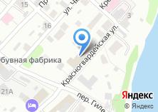 Компания «ОТЧЕТ-СЕРВИС» на карте