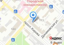 Компания «Парус плюс» на карте
