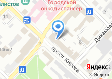 Компания «Мебель Градъ» на карте