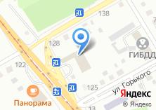 Компания «Китаец» на карте