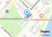 Компания «Пётр Великий» на карте