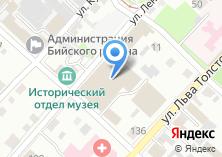 Компания «Джинсовая одежда» на карте