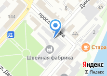 Компания «Юридический кабинет Манаевой А.А» на карте