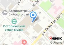 Компания «Бязь-Ситец» на карте