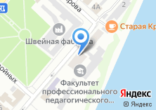 Компания «Алтайский государственный гуманитарно-педагогический университет им. В.М. Шукшина» на карте