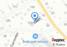 Компания «Адвокатский кабинет Матвеева С.В» на карте