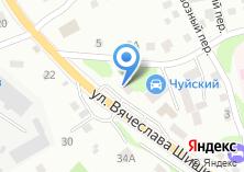 Компания «Авто Малярка» на карте