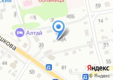 Компания «ТентСервис» на карте