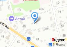 Компания «Тент-Сервис» на карте