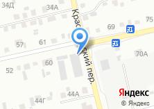 Компания «ОгнеупорКотлоМаш» на карте