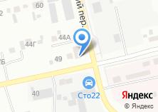 Компания «Камаз-Мастер» на карте