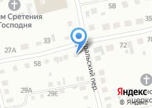 Компания «Дорзнак» на карте