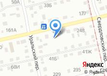Компания «Строительная компания» на карте