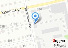 Компания «Газелька» на карте