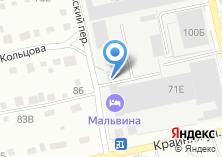 Компания «Сибирь-Транс» на карте