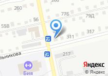 Компания «Трайдент» на карте