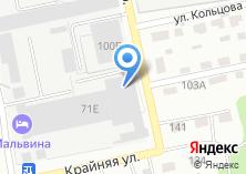 Компания «КОНТИНЕНТ-42» на карте