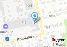 Компания «Сибирская котло-монтажная компания» на карте