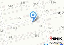 Компания «Архитектурно-конструкторская фирма Аурум-проект» на карте