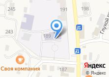 Компания «КемТИПП Кемеровский технологический институт пищевой промышленности» на карте