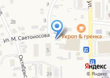 Компания «Для души» на карте