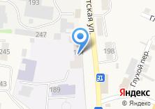 Компания «Общежитие Алтайский механико-технологический техникум» на карте