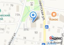 Компания «Экотур детский оздоровительный лагерь» на карте