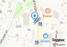 Компания «Вуаль» на карте