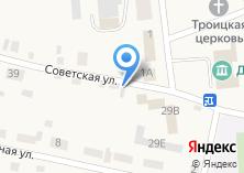 Компания «Загляника» на карте